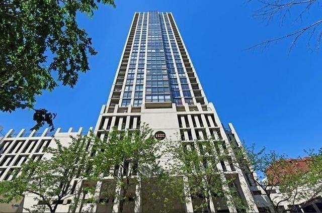 1122 N Clark Street P-205, Chicago, IL 60610 (MLS #11134316) :: John Lyons Real Estate