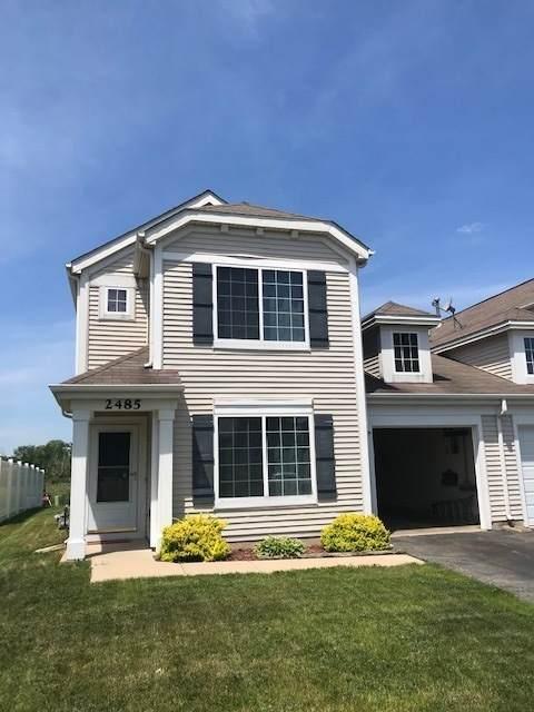 2485 Roxbury Lane, Montgomery, IL 60538 (MLS #11134625) :: O'Neil Property Group
