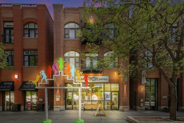 1015 W Fulton Street, Chicago, IL 60607 (MLS #11137117) :: Lux Home Chicago