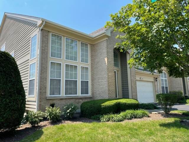 21 Wellesley Circle, Northbrook, IL 60062 (MLS #11139716) :: Littlefield Group