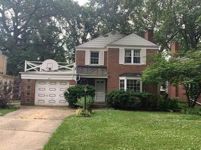 6999 N Tonty Avenue N, Chicago, IL 60646 (MLS #11141780) :: John Lyons Real Estate