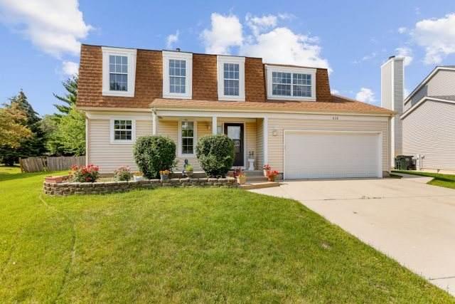 432 Barton Place, Carol Stream, IL 60188 (MLS #11143021) :: Jacqui Miller Homes