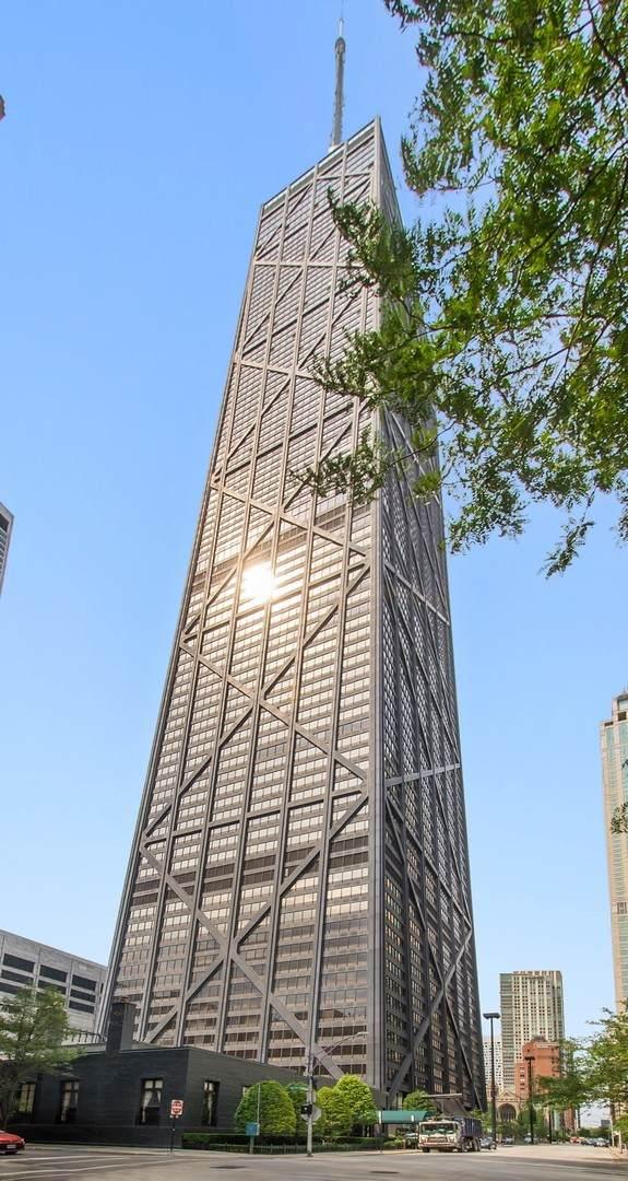 175 E Delaware Place #9103, Chicago, IL 60611 (MLS #11143329) :: Lewke Partners - Keller Williams Success Realty