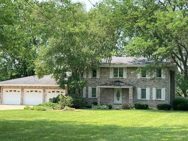10825 Ernest Drive, Marengo, IL 60152 (MLS #11144592) :: O'Neil Property Group