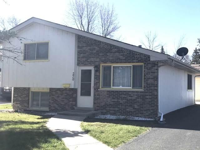 270 Leonard Street, Chicago Heights, IL 60411 (MLS #11144871) :: Suburban Life Realty