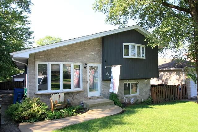 554 W Comstock Avenue, Elmhurst, IL 60126 (MLS #11144955) :: Angela Walker Homes Real Estate Group