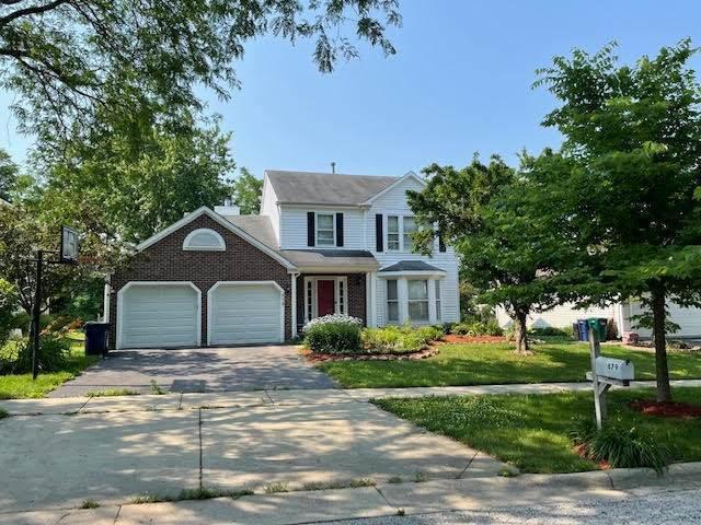 879 Belle Isle Lane, Vernon Hills, IL 60061 (MLS #11145347) :: John Lyons Real Estate