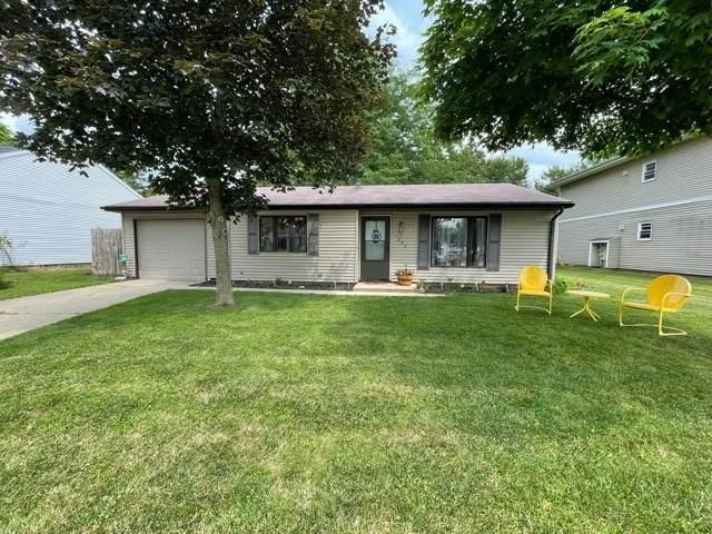1202 N Nixon Drive, Pontiac, IL 61764 (MLS #11148696) :: BN Homes Group