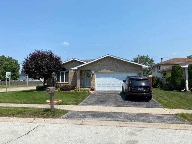 3201 Deer Path Lane, South Chicago Heights, IL 60411 (MLS #11149156) :: Suburban Life Realty