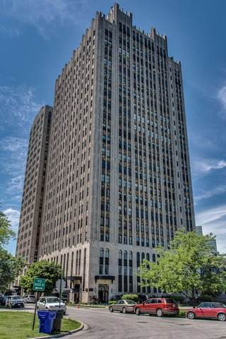 4950 S Chicago Beach Drive 13A, Chicago, IL 60615 (MLS #11150009) :: The Wexler Group at Keller Williams Preferred Realty