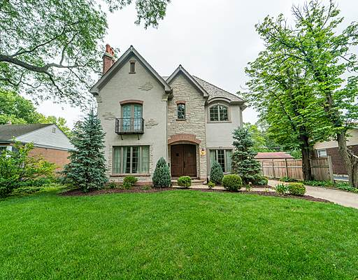 621 N County Line Road, Hinsdale, IL 60521 (MLS #11151532) :: The Wexler Group at Keller Williams Preferred Realty