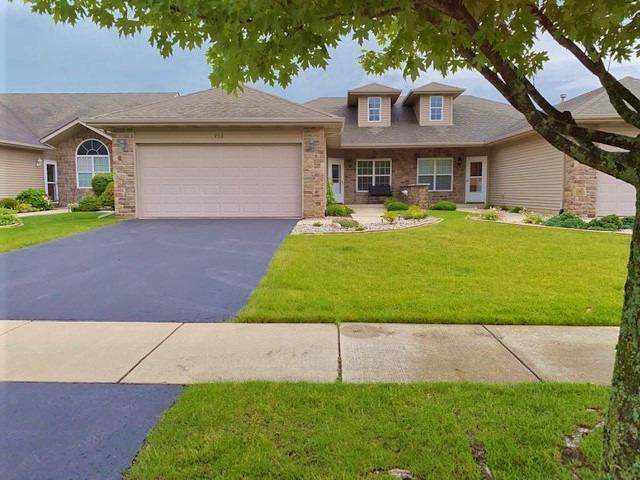 450 Cochran Drive, Crown Point, IN 46307 (MLS #11152693) :: O'Neil Property Group