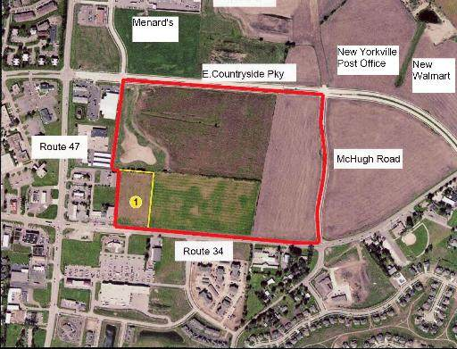 4.4 Acre Rte 34 Highway, Yorkville, IL 60560 (MLS #11155051) :: Carolyn and Hillary Homes