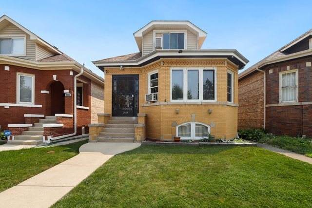 2953 N Newcastle Avenue, Chicago, IL 60634 (MLS #11155658) :: O'Neil Property Group