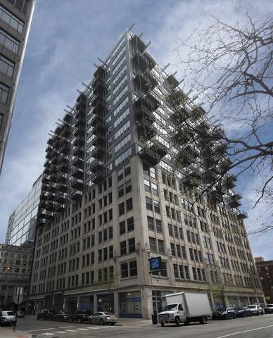 565 W Quincy Street #1804, Chicago, IL 60661 (MLS #11156314) :: Lux Home Chicago