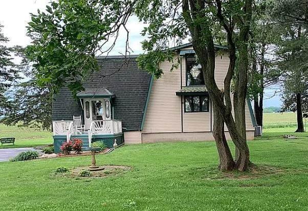 185 E 150 North Road, Cerro Gordo, IL 61818 (MLS #11156747) :: Suburban Life Realty