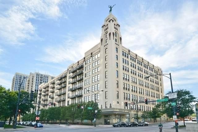 758 N Larrabee Street #307, Chicago, IL 60654 (MLS #11156769) :: Lewke Partners - Keller Williams Success Realty