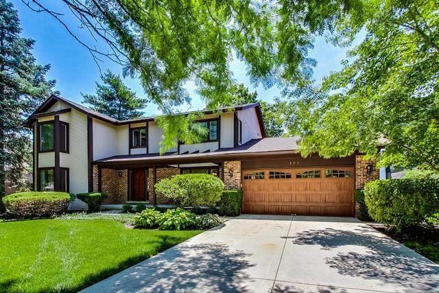 107 W Saint Andrews Lane, Deerfield, IL 60015 (MLS #11157307) :: Suburban Life Realty