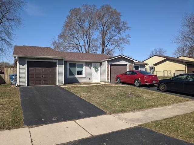 1092 Pheasant Run Lane, Aurora, IL 60504 (MLS #11157315) :: Suburban Life Realty