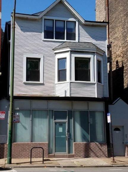 1030 N Milwaukee Avenue, Chicago, IL 60642 (MLS #11157845) :: Touchstone Group