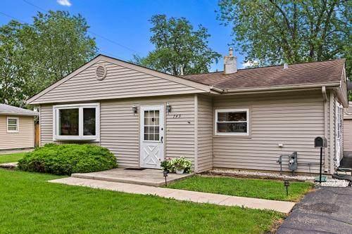 749 Linda Terrace Terrace, Wheeling, IL 60090 (MLS #11159977) :: O'Neil Property Group