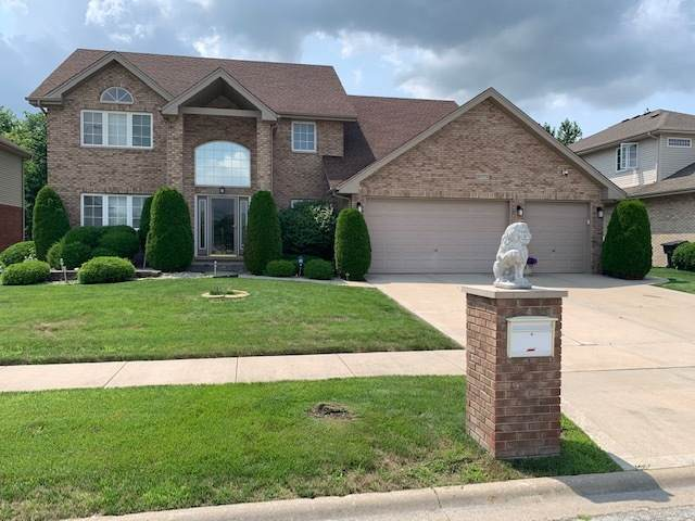 20172 Providence Lane, Lynwood, IL 60411 (MLS #11160583) :: O'Neil Property Group