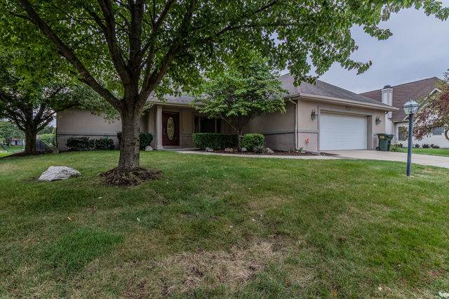 413 Beringer Circle, Urbana, IL 61802 (MLS #11160687) :: Littlefield Group