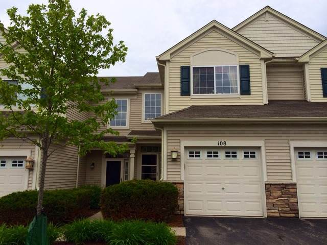 108 Durango Drive, Gilberts, IL 60136 (MLS #11160879) :: Suburban Life Realty