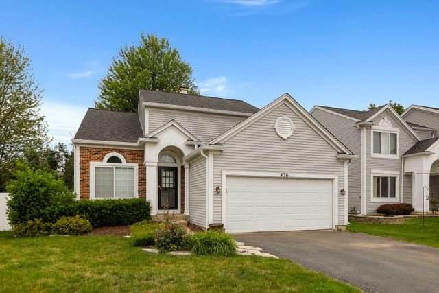 436 Smoketree Lane, Bartlett, IL 60103 (MLS #11161851) :: O'Neil Property Group