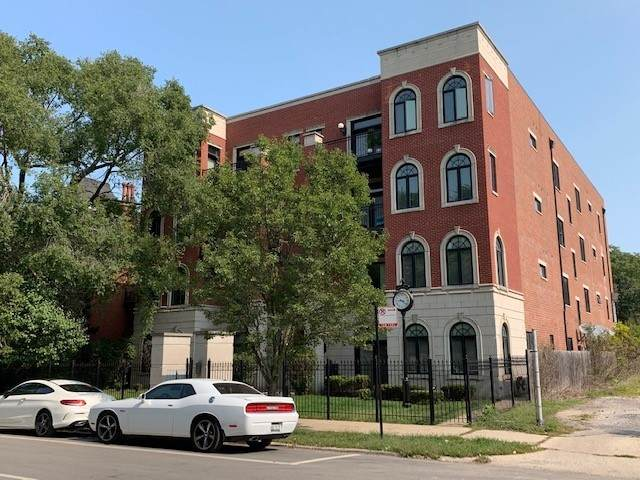 4043 S Drexel Boulevard #202, Chicago, IL 60653 (MLS #11162114) :: O'Neil Property Group