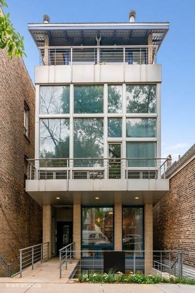 2024 W Webster Avenue #1, Chicago, IL 60647 (MLS #11162264) :: Touchstone Group
