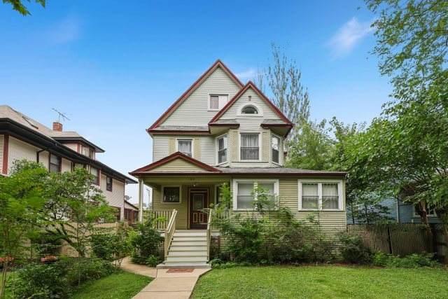 132 S Humphrey Avenue, Oak Park, IL 60302 (MLS #11162603) :: Carolyn and Hillary Homes