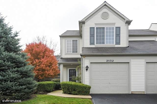 2532 Carrolwood Road, Naperville, IL 60540 (MLS #11162977) :: Littlefield Group