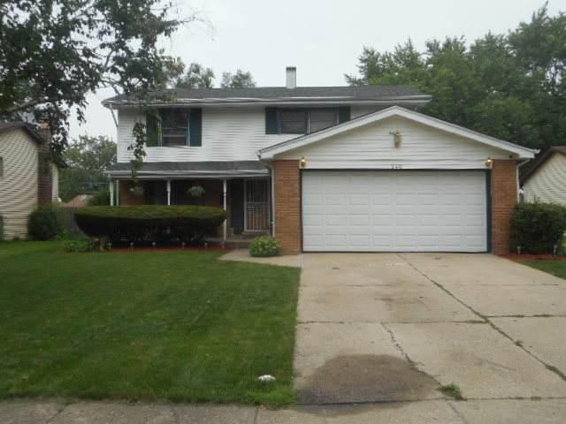 540 Irving Place, University Park, IL 60484 (MLS #11163690) :: O'Neil Property Group