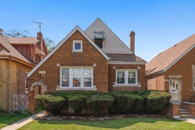 2328 N Normandy Avenue, Chicago, IL 60707 (MLS #11163745) :: O'Neil Property Group