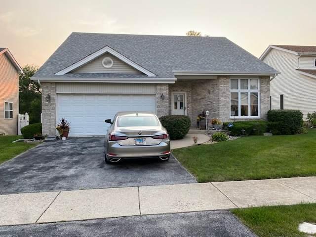3336 Bramanti Trail, Steger, IL 60475 (MLS #11164337) :: Suburban Life Realty