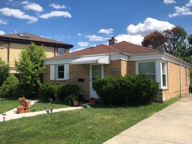 9723 Johanna Avenue, Franklin Park, IL 60131 (MLS #11164848) :: O'Neil Property Group