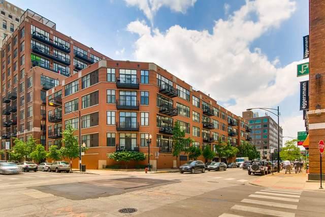 333 W Hubbard Street #214, Chicago, IL 60654 (MLS #11165086) :: Lux Home Chicago