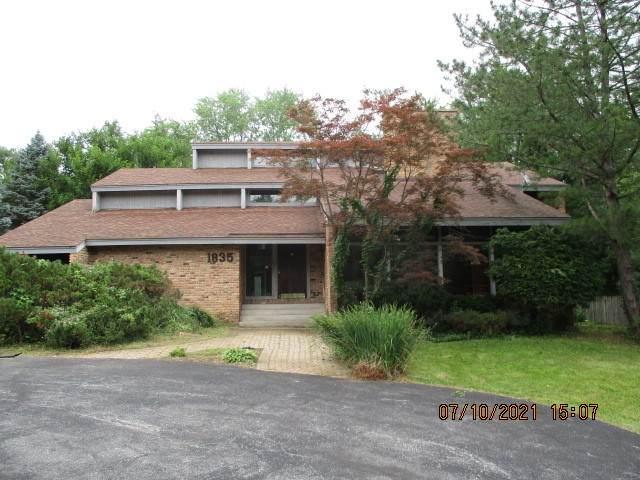 1835 Holly Lane, Flossmoor, IL 60422 (MLS #11165380) :: The Wexler Group at Keller Williams Preferred Realty