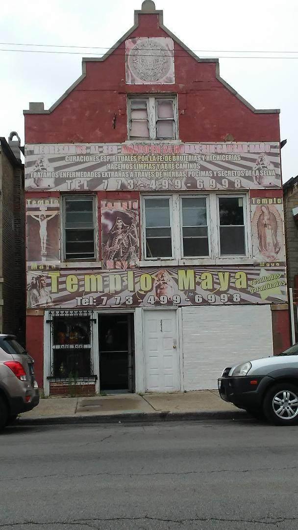 2415 S Kedzie Avenue, Chicago, IL 60623 (MLS #11165403) :: Suburban Life Realty