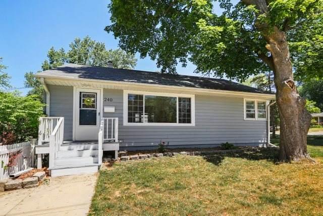 240 E North Avenue, Bartlett, IL 60103 (MLS #11165443) :: O'Neil Property Group