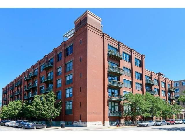 1000 W Washington Boulevard #304, Chicago, IL 60607 (MLS #11166353) :: Littlefield Group