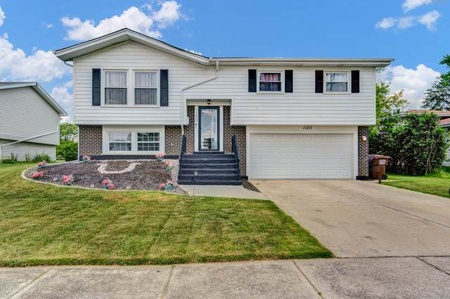 1120 Amherst Lane, University Park, IL 60484 (MLS #11166389) :: O'Neil Property Group