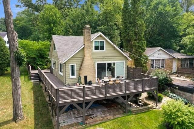 3234 E Lake Shore Drive, Wonder Lake, IL 60097 (MLS #11166768) :: The Wexler Group at Keller Williams Preferred Realty