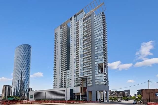 737 W Washington Boulevard #706, Chicago, IL 60661 (MLS #11167330) :: Jacqui Miller Homes
