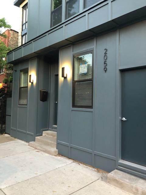 2059 W Ohio Street, Chicago, IL 60612 (MLS #11167640) :: Carolyn and Hillary Homes