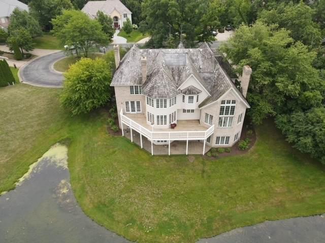 8 Sylvan Glen Court, Burr Ridge, IL 60527 (MLS #11168293) :: The Wexler Group at Keller Williams Preferred Realty