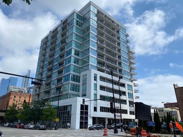 50 E 16th Street #503, Chicago, IL 60616 (MLS #11168741) :: Helen Oliveri Real Estate