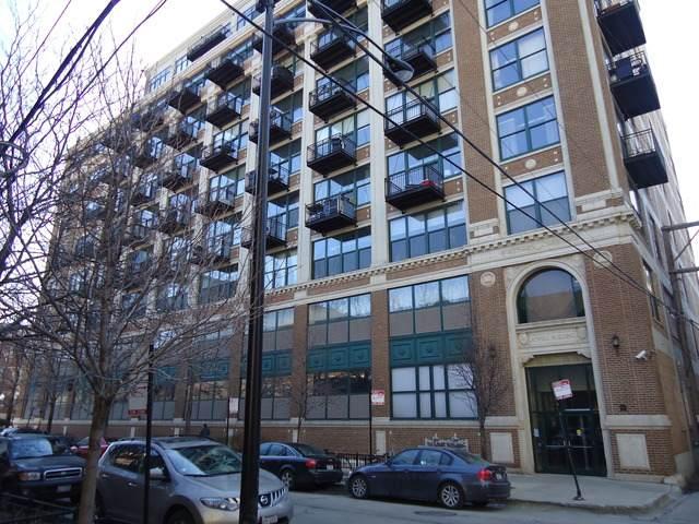 221 E Cullerton Street #814, Chicago, IL 60616 (MLS #11168806) :: Jacqui Miller Homes