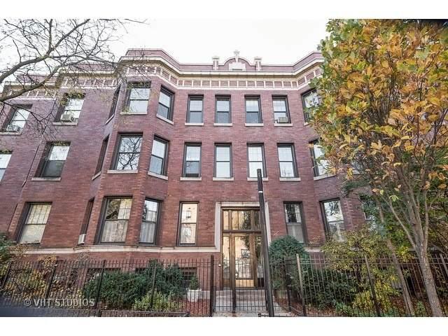 1207 W Morse Avenue #3, Chicago, IL 60626 (MLS #11169100) :: Lewke Partners - Keller Williams Success Realty